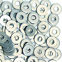 S/S Flat Washers