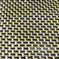 Carbon Kevlar Twill Weave cloth
