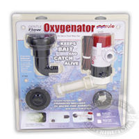 Rule Oxygenator Livewell Pump