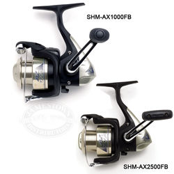 Shimano AX Front Drag Spinning Reels