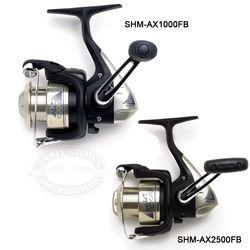 Shimano AX Front Drag Spinning Reels