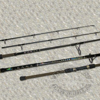 Tsunami Five Star Series Spinning Rods-Cork Grip