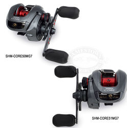 Shimano Core Baitcasting Reels