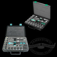 Wera Tools Zyklop 1/2 inch Ratchet Set