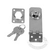 Whitecap Locking Hasp