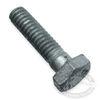 Galvanized 7/8-9 Hex Cap screws