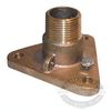 Groco Bronze Tri-Flange Adapter  