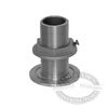 Groco 316 S/S Thru-Hull Fitting w/ Nut