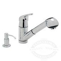 Shurflo Pull-Out Galley Faucet & Soap Dispenser