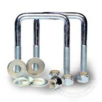 Tie Down Stainless Steel U-Bolts
