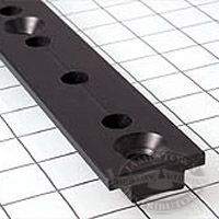Schaefer 1-1/4 inch T-Track - Black