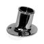 Whitecap Brass Top Mounted Flag Pole Socket