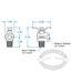 Groco 90-Degree Full-Flow Fuel Valves