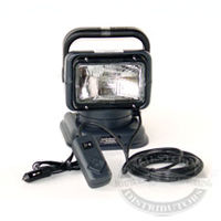 Golight Portable Searchlight w/Wired Remote