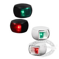 Hella NaviLED Twin Pack Port & Starboard Lamps