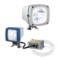 Hella Xenon Gas Discharge Deck Floodlights