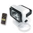 Radioray Portable Searchlight w/Wireless Remote
