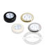 Hella Ultra Bright Slim Line Round LED Courtesy Lamps
