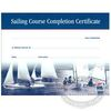 Sailing Completion Certficate