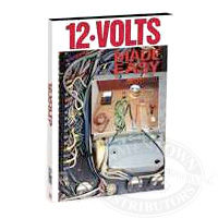 12 Volts Made Easy - DVD