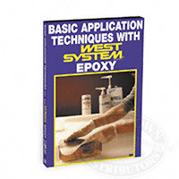Basic Application Techniques with West System Epoxy - DVD