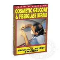 Cosmetic Gelcoat & Fiberglass Repair: Cracks, Air Voids & Fractures