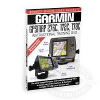 Garmin GPSMAP Chartplotter Instructional DVD