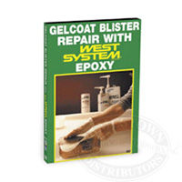 Gelcoat Blister Repair with West System Epoxy - DVD