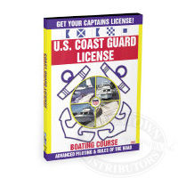 The U.S. Coast Guard License - DVD