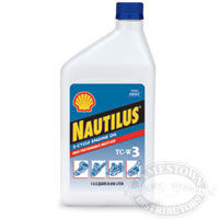 Shell Nautilus 2 Stroke Outboard Oil
