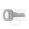 Abus Blank Padlock Key