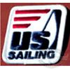 US Sailing Logo Patch