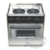Seaward Gas Range With Broiler