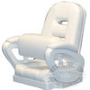 Todd Miami Helm Seat with Flip Up Bolster
