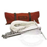 Fortress Commando Small Craft Anchor