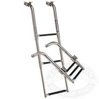 Windline Telescoping Boarding Ladder