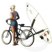 Block Surf Huntington Surfboard Bike Rack