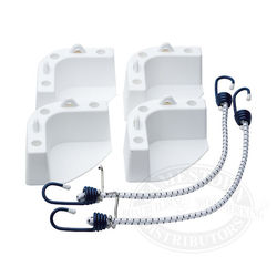 Coleman Marine Cooler Mounting Kit