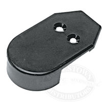 TACO Nylon Rub Rail End Cap F90-0002BKN