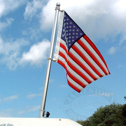 Taylor Made Stainless Steel Marine Flag Poles