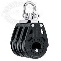 40mm carbo triple block with swivel