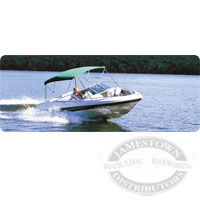 Taylor Made Hot Shot Bimini BoaTop Frames 42 Inch