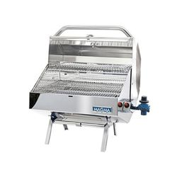 Magma Newport Gas Barbeque grill for boats and marine grilling