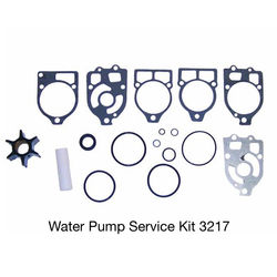 Mercruiser I Impeller and Water Pump Repair Kits