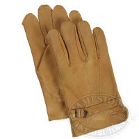 Boss gloves made of premium grained leather are great for construction