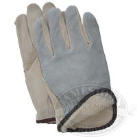 Boss Split Pigskin Double Palm EVA Gloves
