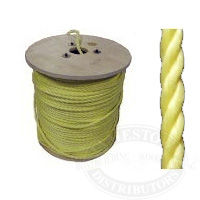 Unicord 3 Strand Twisted Polypropylene Rope