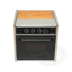 Seaward Electric Range With Broiler