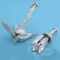 Suncor Folding Grapnel Anchors