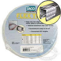 TACO Universal Flexible PVC  Trim